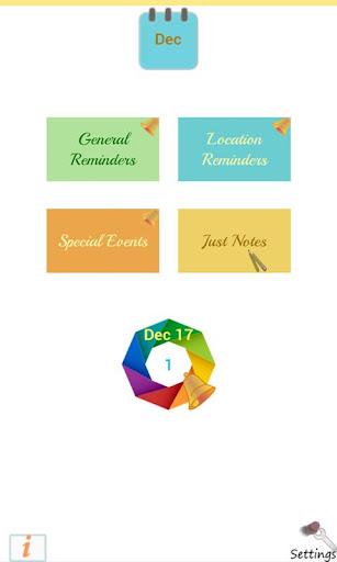 iPromptU Reminders Notes