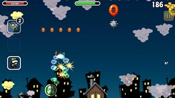 Screenshot of The Night Flier