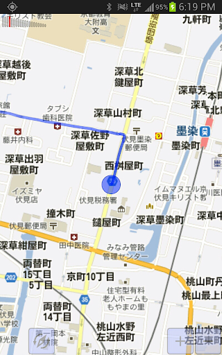 UnwiredMaps -オフライン地図-
