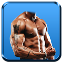 Man Body Builder Photo Montage icon