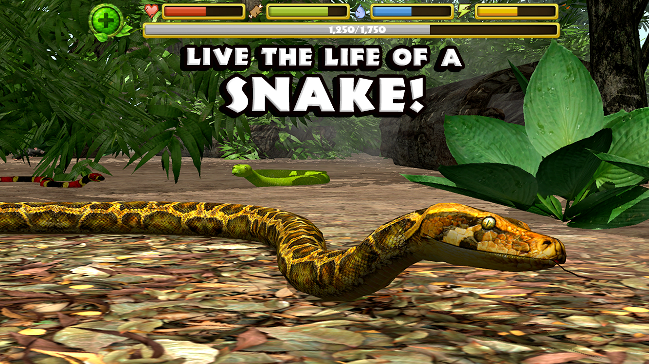 Snake Simulator- screenshot