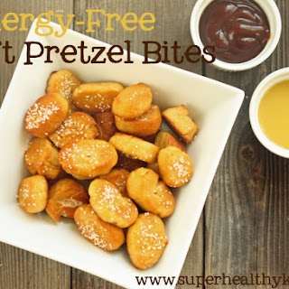 Soft Pretzel Bites {Allergy Free}