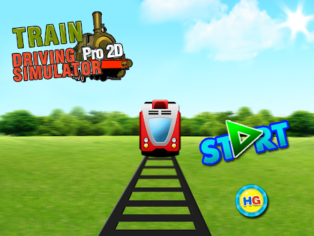 Train Driving Simulator Pro 2D 1.6 screenshot 124134