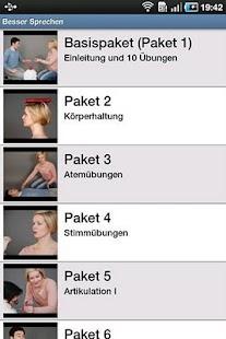 Besser Sprechen - screenshot thumbnail
