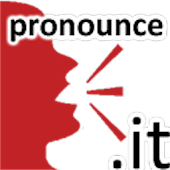 Pronunciation (Pronounce.it)
