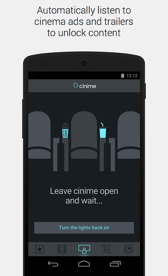cinime - screenshot