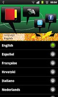 Screenshot of iCollina Euro 2012
