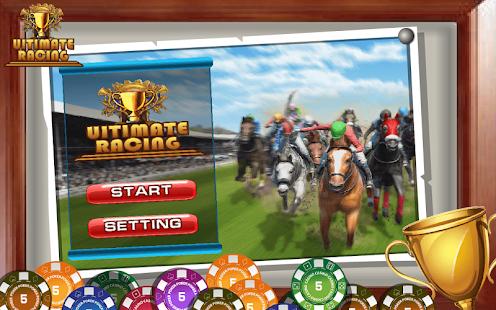 Ultimate Horse Racing 3D