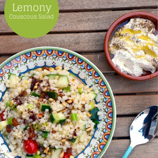 Lemony Couscous Salad