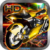 Motorcycle Top: Harlem Racing