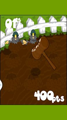モグラ叩き - モグラの侵入のおすすめ画像3