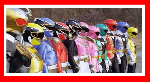 Super sentai episode