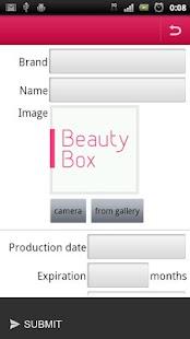 BeautyBox - screenshot thumbnail