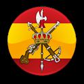 Legión Española Reloj icon