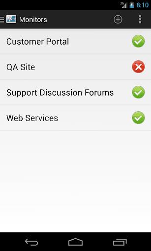 DroidMon Website Monitor - Google Play Android 應用程式