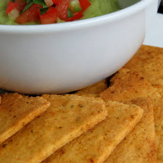 Low Carb Chile-Lime Chips.