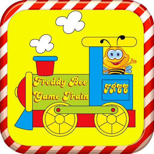 学习和乐趣与弗雷迪蜂 解謎 LOGO-玩APPs