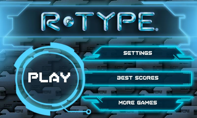 R-TYPE Screenshot 0