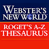 Webster\'s Thesaurus TR