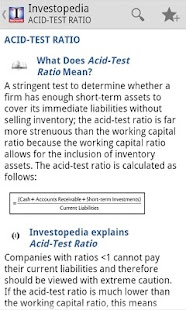 The (I) Investopedia Guide - screenshot thumbnail