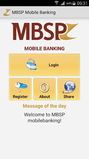 MBSP Banking