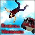 Ragdoll Minigames icon