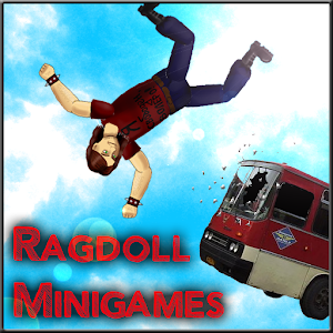 Ragdoll Minigames for PC and MAC