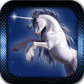 Magic Horse Live Wallpaper