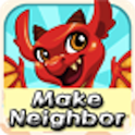 Dragon Story Make Neighbors icon
