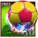 Soccer 3D Live Wallpaper icon