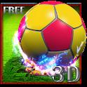 Soccer 3D Live Wallpaper icon