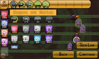 Screenshot of Virus Sushi