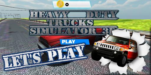 Heavy Duty Truck Simulator
