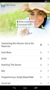 myMedtronic Connect- screenshot thumbnail