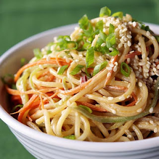 Cold Sesame Noodles Recipe