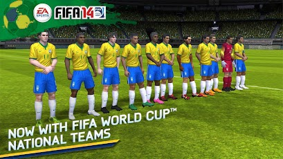 FIFA 14 by EA SPORTS™ Screenshot 9