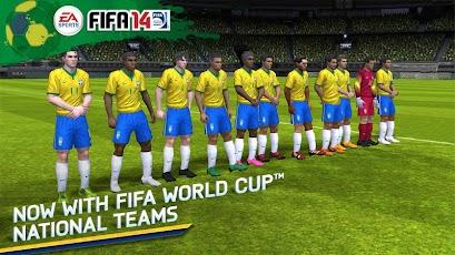 FIFA 14 by EA SPORTS™ Screenshot 9