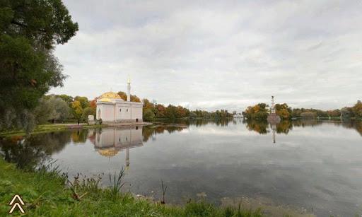 Turkish Bath. Tsarskoye Selo.