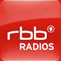 rbb Radios logo