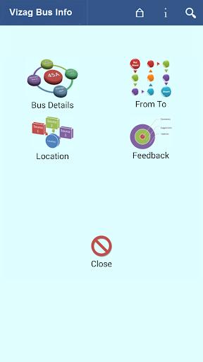 【免費交通運輸App】Vizag Bus Info-APP點子
