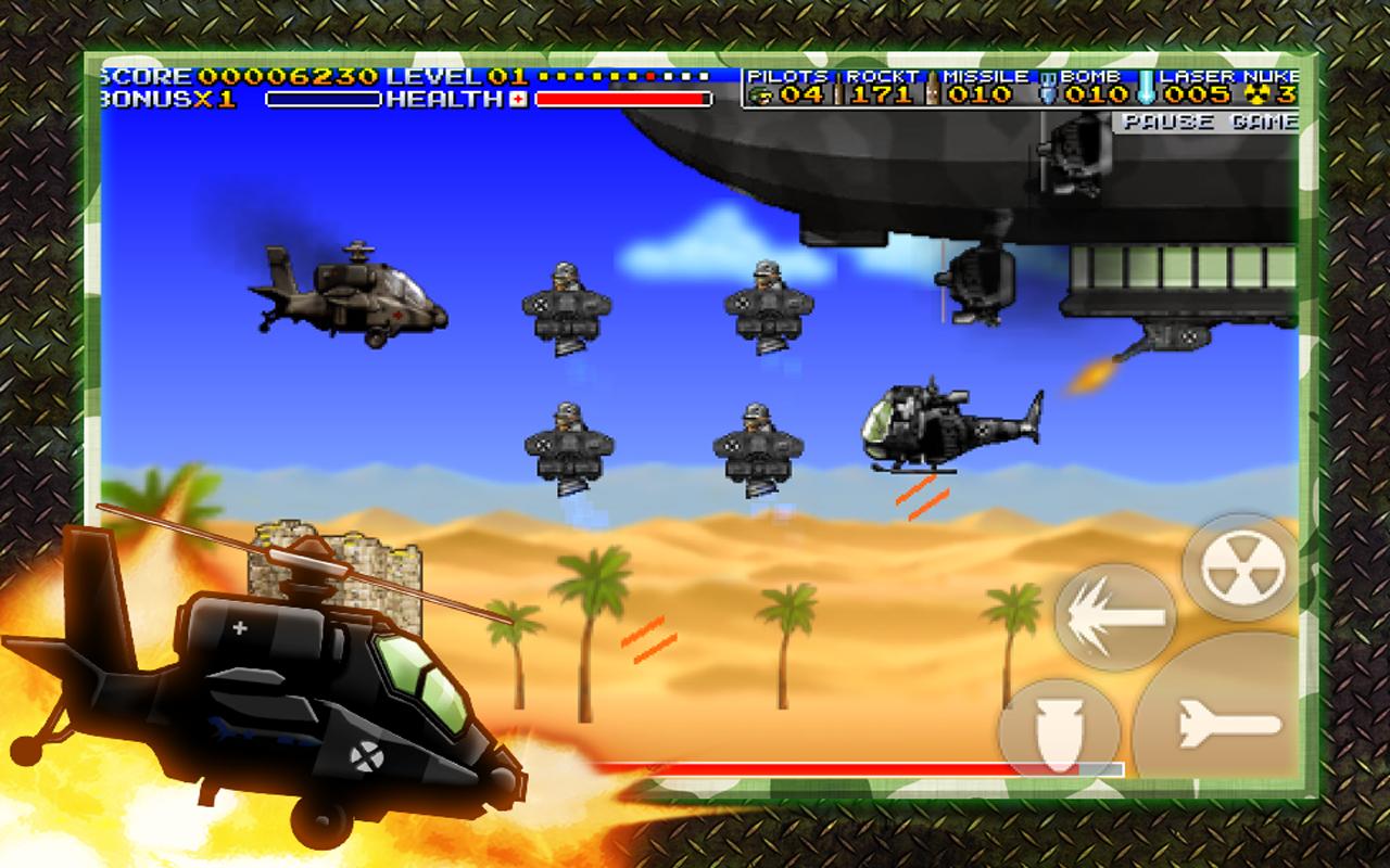 Apache Overkill screenshot #12