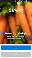 Screenshot of Foodzy