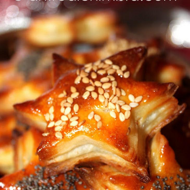 Tuna and Tomato Stars Recipe