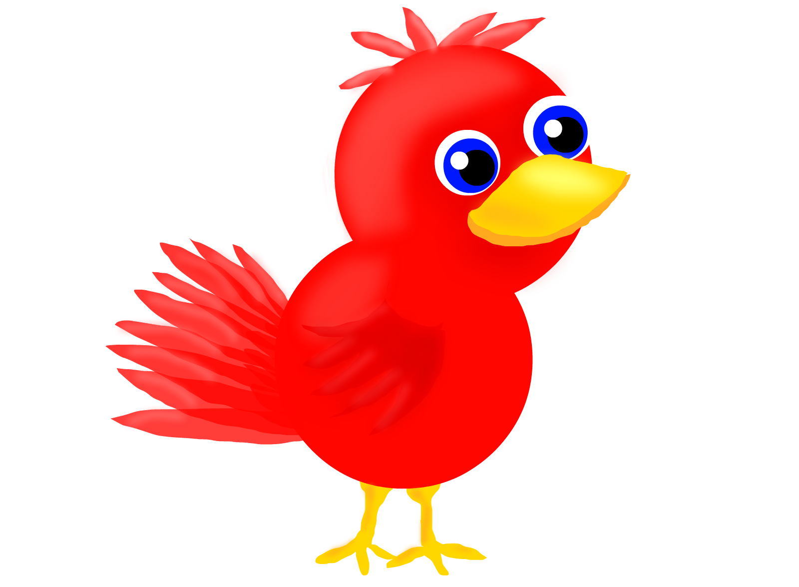 Red Bird 187 Drawings 187 Sketchport