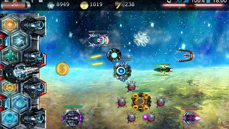 Galaxy Defender: Battlestation 1.09 screenshot 25742