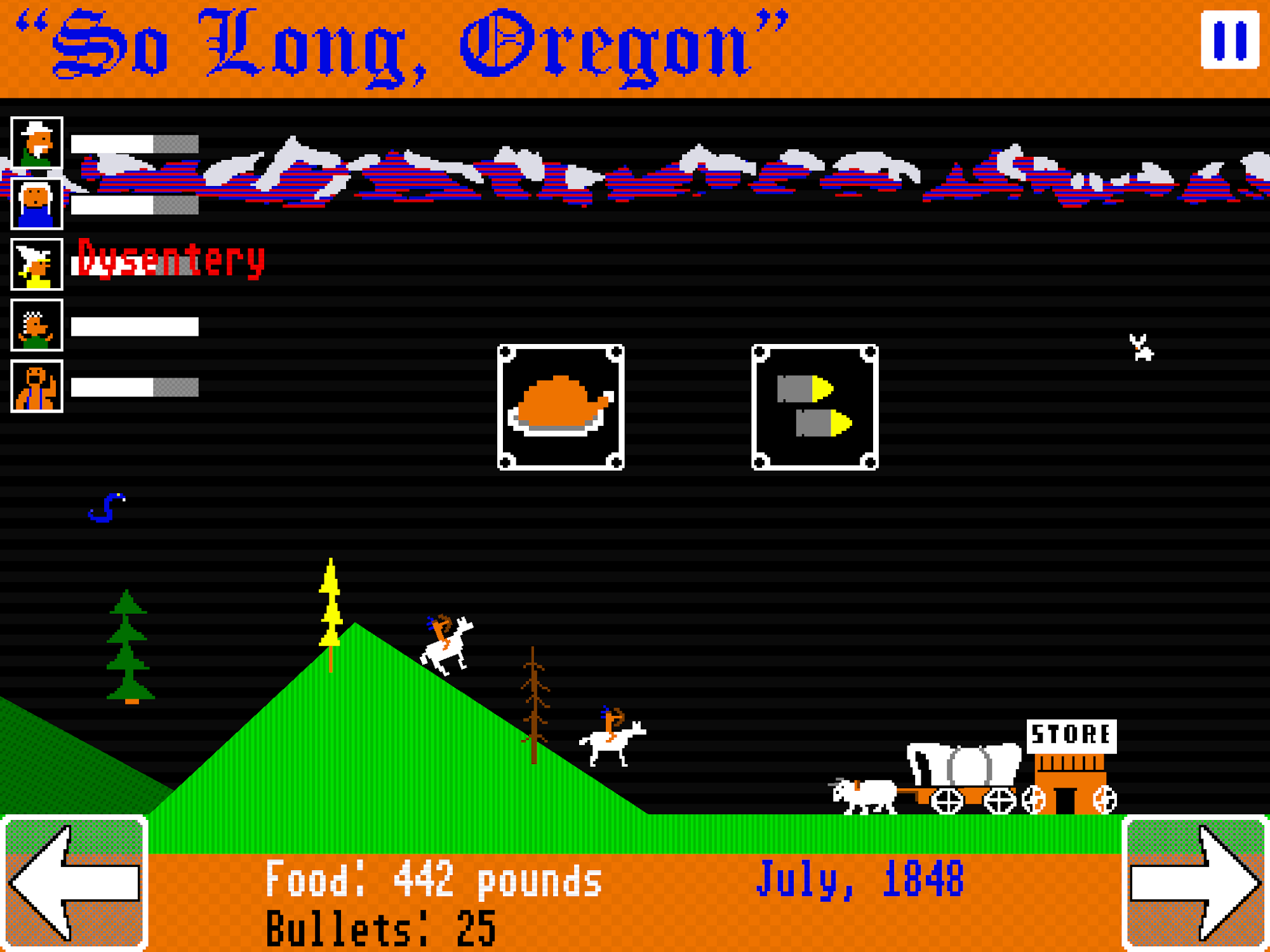 So Long, Oregon! screenshot #13