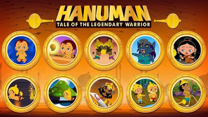 Stories of Hanuman - screenshot