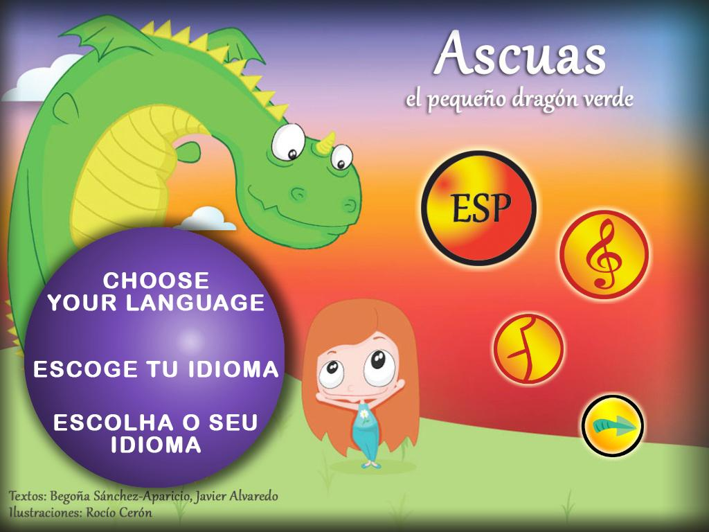 Story of Ascuas the Dragon- screenshot