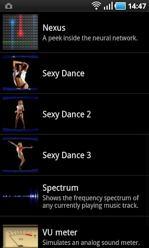 Sexy Dance 3 Live Wallpaper For Android Device