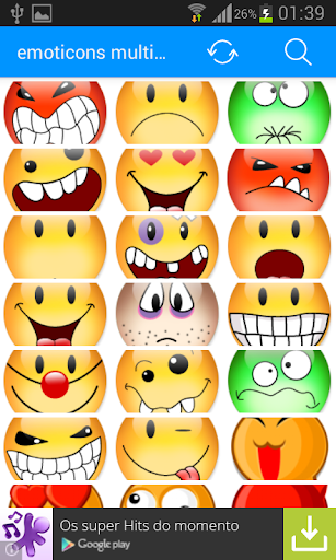 emoticons multi mixes